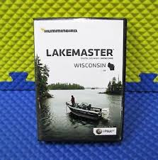 Details About Humminbird Lakemaster Wisconsin Digital Chart Hcwi7 V7 0 600025 5