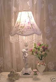 shabby chic lighting fixtures. shabby chic romantic country interiors pinterest lamps and lampshades lighting fixtures