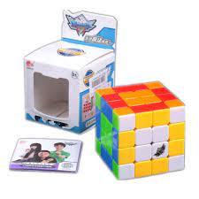 Xoáy Thuận Bé Trai 4X4 Cube Stickerless 4X4X4 Khối 4 Lớp Tốc Độ Khối Lập  Phương Chuyên Nghiệp Xếp Hình đồ Chơi Dành Cho Trẻ Em Trẻ Em Quà Tặng Magic  Cubes