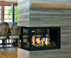double sided fireplace insert three sided electric fireplace three sided fireplace inserts delightful three sided gas