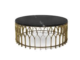 brabbu mecca round coffee table low round coffee table for living room