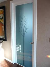 interior door glass frosted bathroom manufacturers doors sliding etched textured and