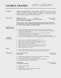 Examples Resumes Cool Student Resume For College Simple Resume Examples For Jobs