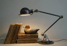french industrial lighting. French Industrial `angle Poise` Table Lamp - Picture 1 Lighting U