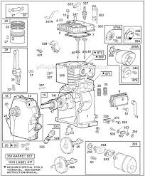 briggs and stratton series parts list and diagram  click to close