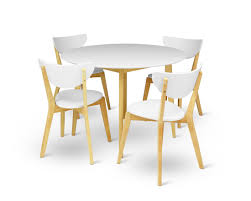 dining base b x white dining  arthur round dining table white lacquer naida dining chair whi