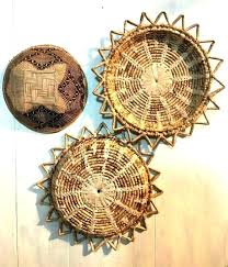wicker wall decor wicker rattan wall art wicker wall decor woven straw wall baskets rattan basket
