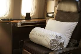 American Airlines teams up with Casper to offer new in flight