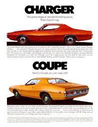 1971 Dodge Charger design, history, specs