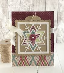 85 best Papertrey Ink Quilted images on Pinterest | Cards, Bedding ... & PTI: snowflake card - Sending Greetings Card by Danielle Flanders for  Papertrey Ink (October Adamdwight.com