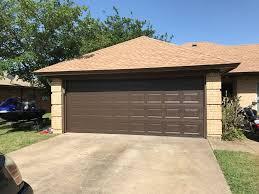 garage door replacement service in texas