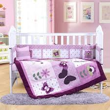 full size of nursery baby bedding sets in conjunction with purple crib owl and gray