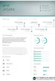 Cv Tmplates Stylish Creative Cv Templates In Ms Word For You To Download Free