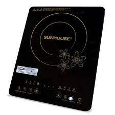 Bếp Điện Từ Sunhouse SHD6800 - Tặng Kèm Nồi Lẩu - Giảm giá 43%