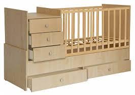 <b>Кроватка</b>-<b>трансформер</b> детская <b>Polini Simple</b> 1000 с комодом ...