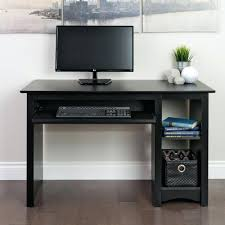 small black computer desk walmart shop desks at the home depot p