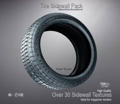 tire side texture. Modren Tire Grevonet 13 2 3D Tire Texture Sidewall Pack By For Side