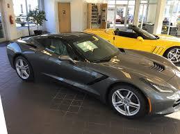 Available: 2016 Corvette Stingray Coupe 2LT in Shark Gray Metallic ...