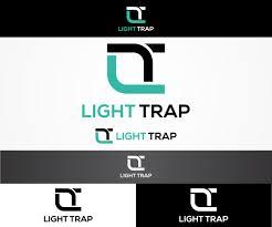 Trap Logo Design Modern Bold Business Logo Design For Light Trap By