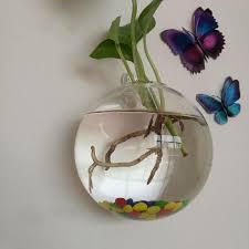 hanging plant flower gl ball