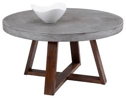 round concrete coffee table outdoor concrete coffee table