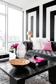 Black And White Modern Home Decor Ideas Living Pinterest Home Gorgeous White On White Living Room Decorating Ideas