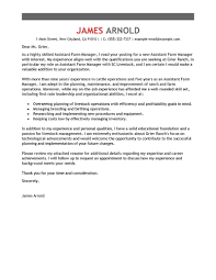 Technical Manager Cover Letter Leading Professional Assistant Manager Cover Letter Examples