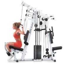 body solid strengthtech exm2500s home gym sports outdoors