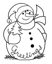 Small Picture Free Christmas Coloring Pages For Kids Christmas Coloring Pages