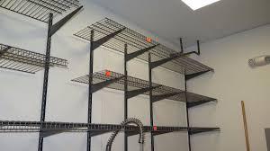 wall mounted wire shelving. 10 Closet Maid Wall-Mounted Wire Shelving - 16\ Wall Mounted U