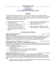 Ideas Collection Marketing Administrative Assistant Resume Sample