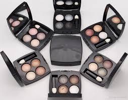 2018 luxury brand baking powder makeup studio eyeshadow six color powder plus brush six color spot dhl fast send luxury eyeshadow luxury nakeup makeup white