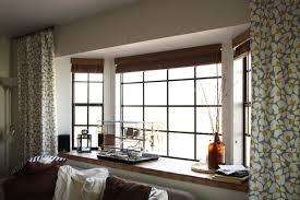 Modern Window Treatments For Wide Windows