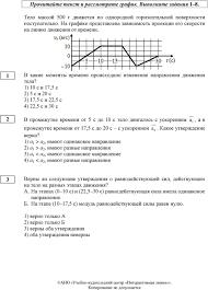 Демонстрационный вариант итоговой работы по ФИЗИКЕ класс  1 10 с и 17 5 с 2 5 с и 20 с