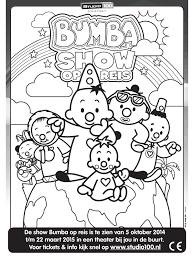 Grote Kleurplaten Bumba Brekelmansadviesgroep