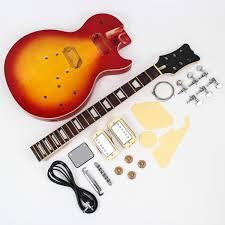 les paul style guitar kit