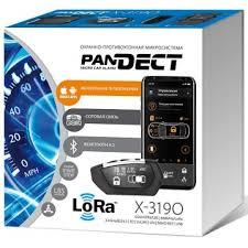 Сигнализация <b>Pandect X</b>-<b>3190 LoRa</b>, установка ...