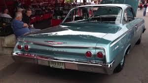 1961 Chevrolet Impala 409 V8 Four-speed bubble top | Super Duty an ...