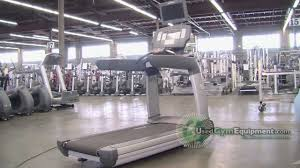 used life fitness 95t inspire treadmill lifefitness you