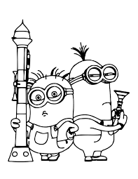 Download Minion Rush Coloriage Imprimer Coloriage Coloriage