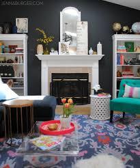 diy tutorial how to make a laminate bookcase look like a custom built