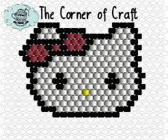 Brick Stitch Patterns Impressive Welcome To The Cozy Corner Of Craft Brick Stitch Patterns To Older
