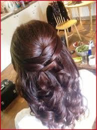 Half Up Half Down Wedding Hairstyles For Medium Length Hair 137893