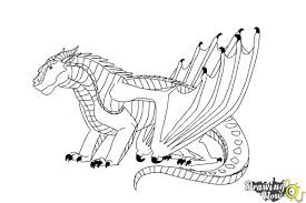 Small Picture How to Draw Mudwing from Wings Of Fire DrawingNow