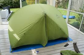 How To Make A Tent Diy How To Make A Msr Hubba Hubba Tent Footprint The Lone