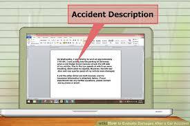 image titled evaluate damages after a car accident step 4