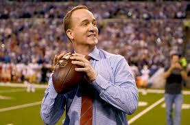 peyton manning broncos. INDIANAPOLIS, IN - OCTOBER 08: Peyton Manning Steps Back To Throw A Pass Peyton Manning Broncos R