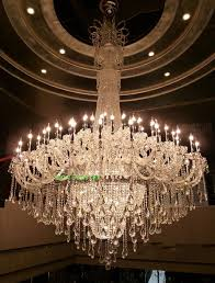gorgeous crystal chandeliers large crystal chandelier chrome extra large chandelier for hotel