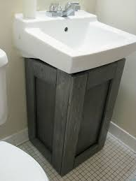 the project lady fake wood cabinet to hide ugly pipes under sink wood projects pipes sinks and woods