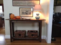 cheap foyer tables. Console Table Entryway Tables Ana White Entry Projects Media Front Hall Cool Furniture Height Cheap Foyer E
